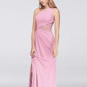 Women David S Bridal Tickled Pink On Poshmark